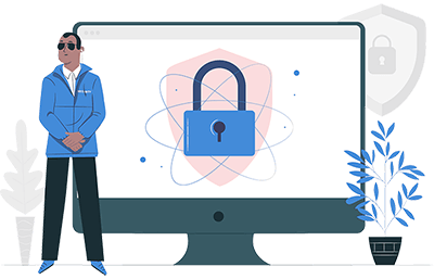 Proteção e privacidade do domínio