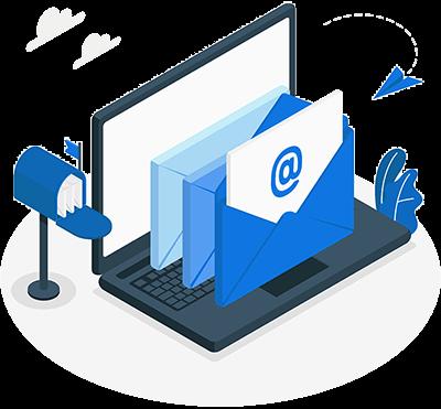 Utilize nosso e-mail profissional para gerar mais valor à marca da sua empresa.