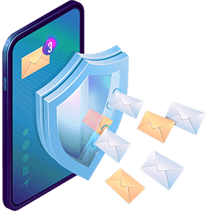 Proteção de E-mail